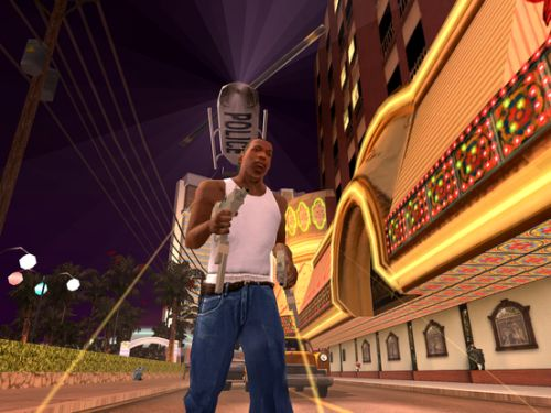 GTA San Andreas cheats: all weapons, vehicles, invincibility and more
