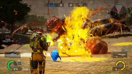 Earth Defense Force: Iron Rain Will Not Include Microtransactions