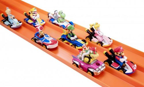 Mario Kart Hot Wheels Revealed