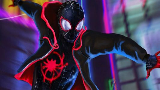 Pre-orders of Spider-Man: Into the Spider-Verse on PS4 will net you the latest Spider-Man DLC