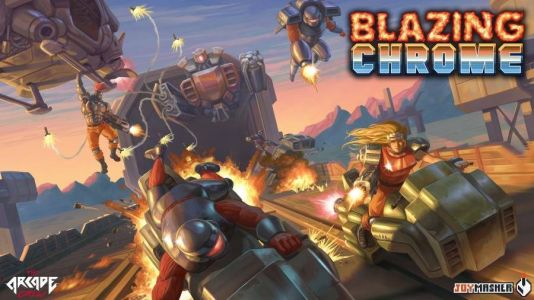 Blazing Chrome Coming Early 2019