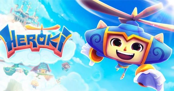 SwitchArcade Roundup: 'Heroki', 'Captain Toad: Treasure Tracker' Impressions, and 'Enter the Gungeon: Advanced Gungeons & Draguns'