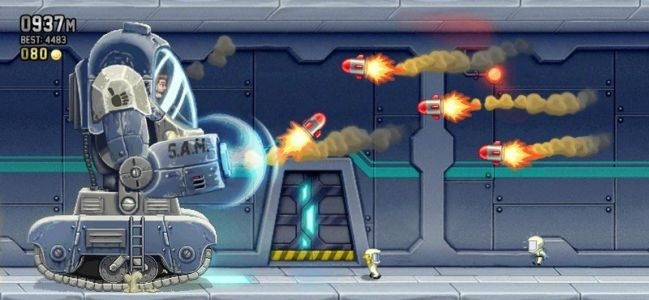 Jetpack Joyride, Leo's Fortune, INKS, and more coming to Apple Arcade