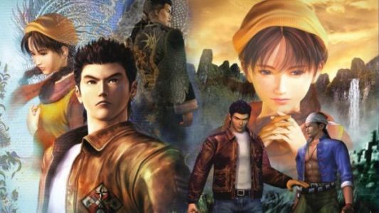 Shenmue 1 and 2 HD File Size Revealed for PS4