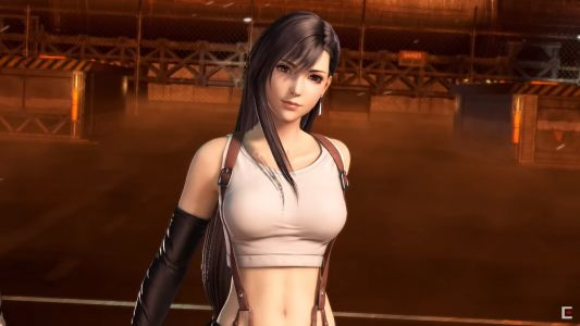 Dissidia Final Fantasy NT - First Look At Tifa Gameplay, Costumes, And Weapons