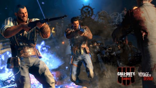 Call of Duty: Black Ops 4 - Zombies Gauntlets Now Live on PS4