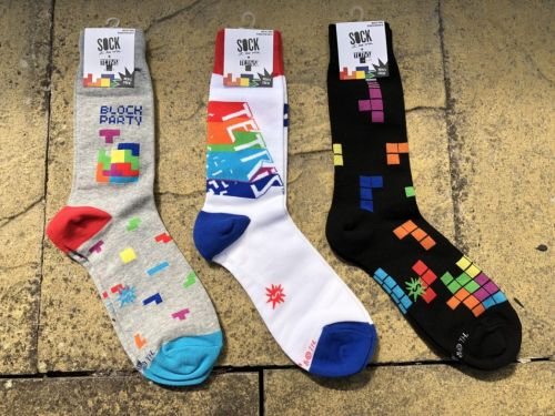 Tetris socks: a review