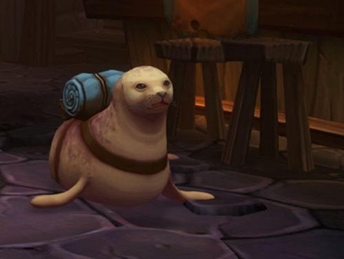 Torchlight II's new update lets you take a seal into battle