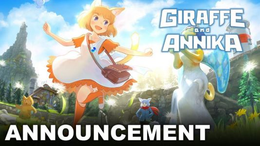 Whimsical Adventure Title Giraffe and Annika Announced