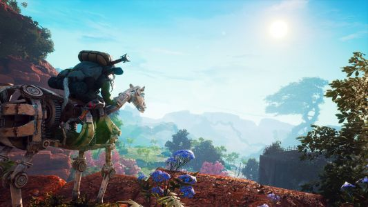 Biomutant Gameplay Trailers Showcase PS4 and Xbox One Performance