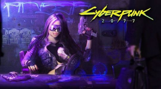 The Witcher 3's Ciri Narrates Fan-Made Cyberpunk 2077 Trailer