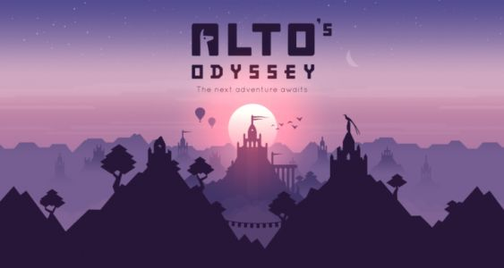 Alto's Odyssey is available for pre-registration, and will be released in July