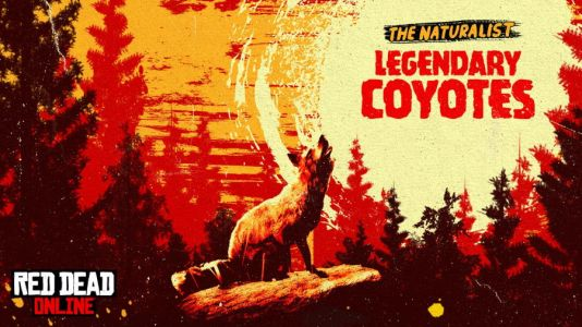 New Legendary Animals Now in Red Dead Online