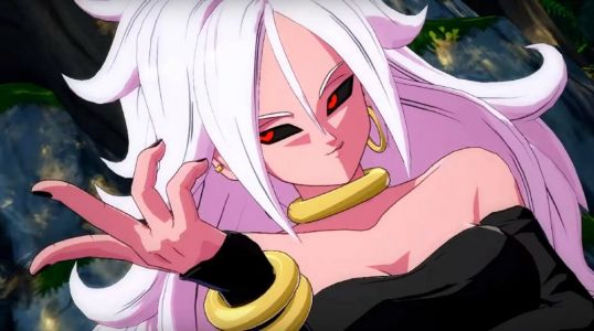 The irrepressible Android 21 is coming to Dragon Ball Xenoverse 2