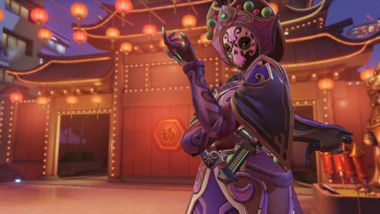 Overwatch has seven skins for Lunar New Year 2020