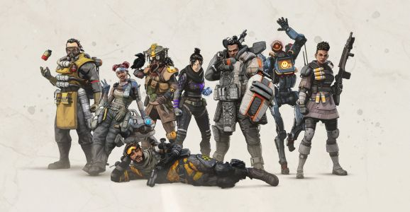 Apex Legends monthly revenue drops for the second month after launch