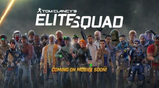 Ubisoft announces Tom Clancy's Elite Squad, a free-to-play action RPG that's coming to Android