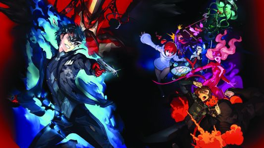 Persona 5 Scramble Switch Version Gets First Gameplay Video