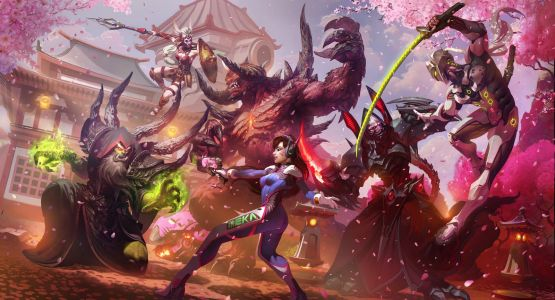 Blizzard drops support for 32-bit and DX9 with Heroes of the Storm