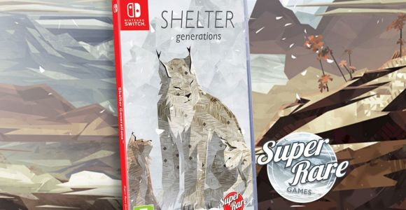 Contest: Find a new home for Super Rare Games' Shelter Generations