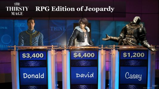 The Thirsty Mage - Another Jeopardy Episode