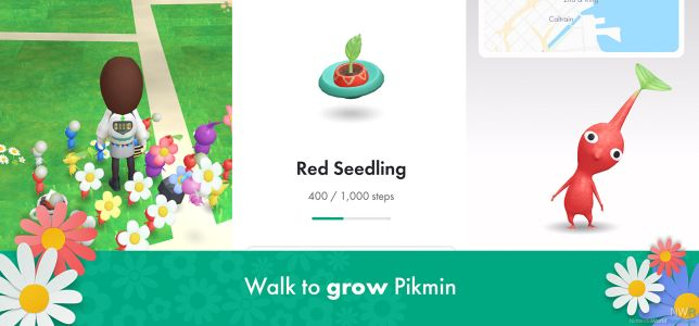 Pikmin Bloom Is The Niantic And Nintendo Developed Pikmin App, Coming Within Days