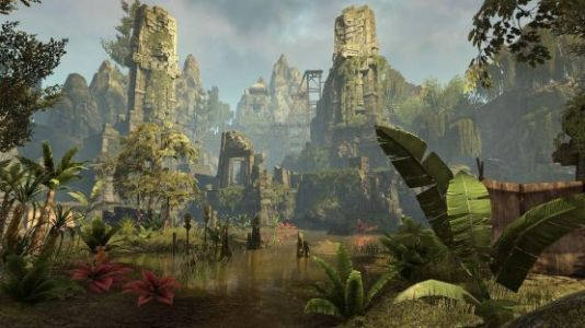 Your Adventure in The Elder Scrolls: Online's DLC Murkmire Can Start Early