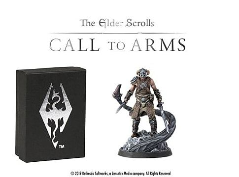 The Elder Scrolls Heads to Tables Everywhere with Call to Arms