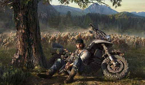 Days Gone Cover Art Revealed on Amazon, Shows a Surprisingly Relaxed Deacon