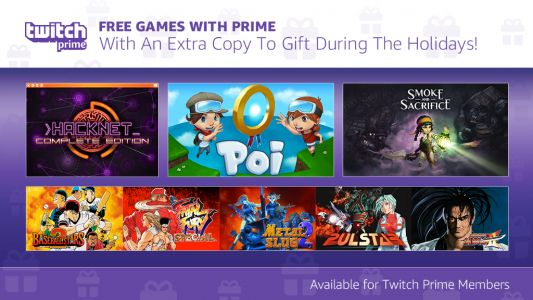 Twitch Prime members can now give Free Games with Prime games to their friends!
