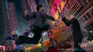 THQ Nordic Porting Saints Row: The Third To Switch