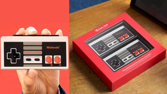 NES Controllers Up for Pre-Order