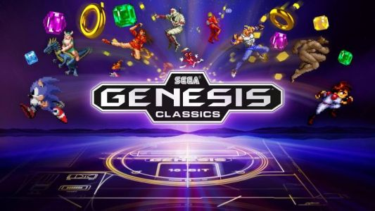 SEGA Genesis Classics Coming to Nintendo Switch