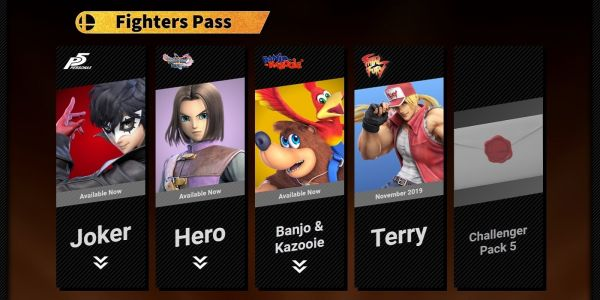 Super Smash Bros. Ultimate Next DLC Fighter Possibly Teased, And It's Someone Unexpected