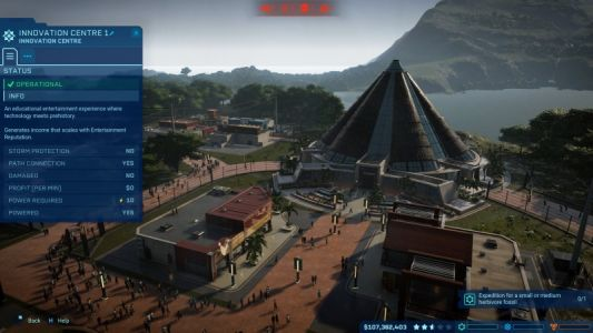 Who's Coming To Jurassic World Evolution In Next Week's Free DLC
