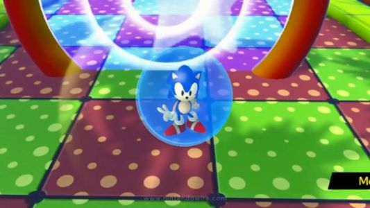 Sonic Joins Super Monkey Ball: Banana Blitz HD