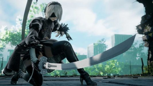 NieR: Automata's 2B Joining Soulcalibur VI Soon