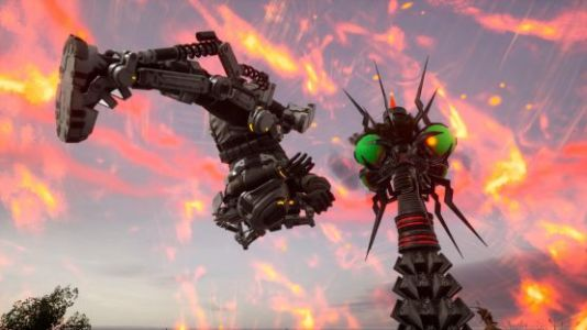 Earth Defense Force: Iron Rain Developer 'Considering' DLC