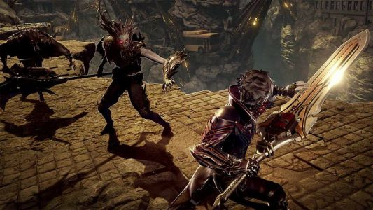 E3 2018: Code Vein Hands-On Preview: Anime Souls
