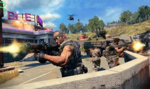 COD: Black Ops 4 Blackout Player Count Increases in New Update