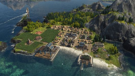Anno 1800 is free to play until December 18 and now it has co-op