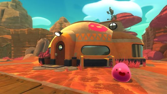 Slime Rancher Wiggles To PS4 Tomorrow