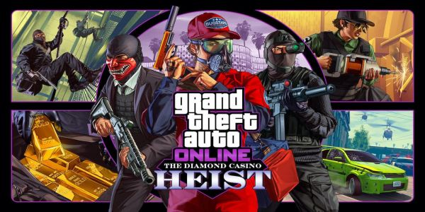 GTA Online Adding New Heist at Diamond Casino | Game Rant