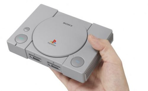 PlayStation Classic on Sale for Just $20 at Best Buy