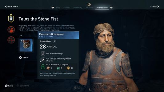 Assassin's Creed Odyssey Mercenaries guide: How to climb the Mercenary ranks