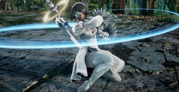 2B to be released for Soulcalibur VI next week