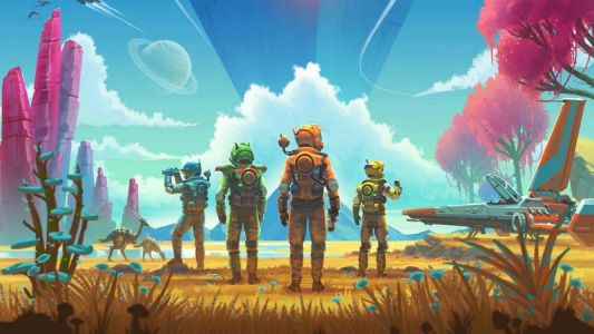 No Man's Sky Next Adds True Multiplayer And Third-Person Next Week