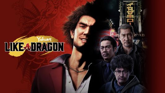 Yakuza: Like a Dragon Releases on March 2nd 2021 for PS5