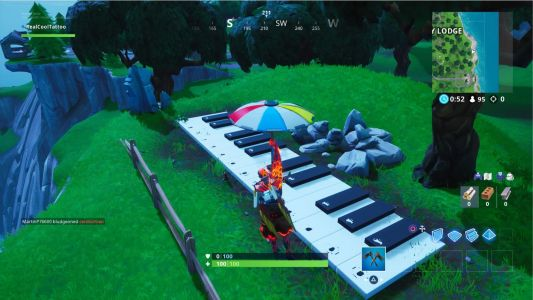 The Fortnite Season 9 Week 2 challenges are live, come take a look