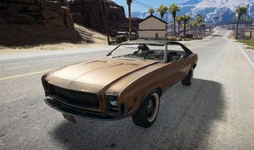 Xbox PUBG gets new weapons, attachments and a badass muscle car
